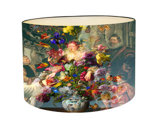 Lampshade - Still Life with Countess