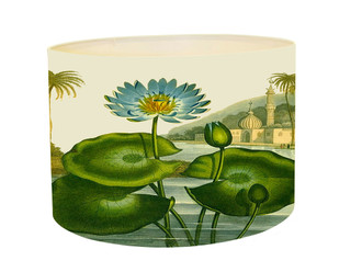 Lampshade - Waterlily