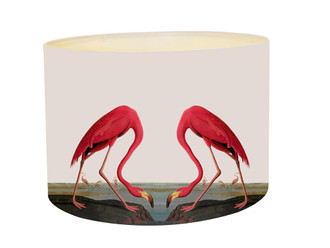 Lampshade Inventory - Flamingos