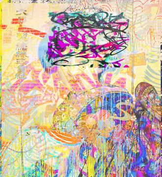Wallpaper - Graffiti Yum - Yum