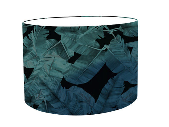Lampshade jungle noir kerrie brown