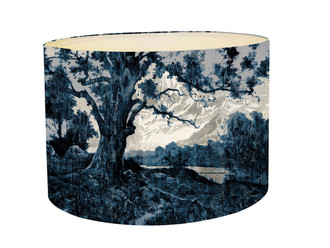 Lampshade - Still Life - Blue Mountains