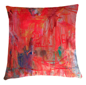 Velvet Cushion cover - Kabu _ Kai