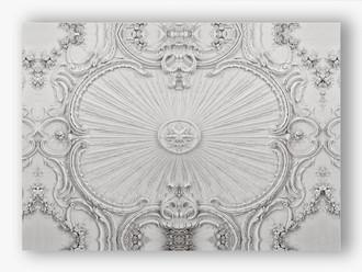 Art Print - Plaster Ceiling