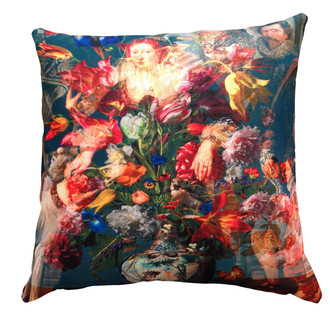 Cushion - Still Life with Countess