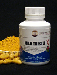 Milk Thistle X Capsules and Powder