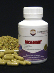 Rosemary Loose Herb, Powder or Capsules @ Herbosophy