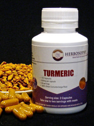 Turmeric Capsules and Powder @ Herbosophy