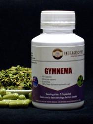 Gymnema Loose Herb, Powder or Capsules @ Herbosophy