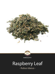 Raspberry Leaf Loose Cut