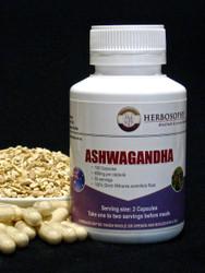 Ashwagandha Powder & Capsules @ Herbosophy Australia
