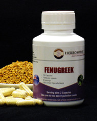 Fenugreek Seed Loose Herb, Powder or Capsules @ Herbosophy