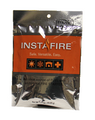 Insta-Fire Single Pouch – Mylar Bag – 1.76 oz Emergency Fire Starter