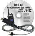 RT Systems BAO-82 Programming Software and USB-K4Y Cable for Baofeng UV-82