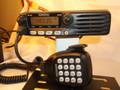 U270 Used Kenwood TM-281A 2 Meter Mobile HAM Radio Transceiver