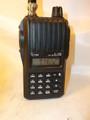 U292 Used Icom IC-V80HD VHF Hand Held HAM Radio Transceiver