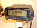U294 Used Kenwood TM-G707 Dual-Band Mobile HAM Radio Transceiver
