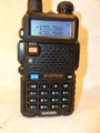 U310 Used Baofeng UV5r Dual-Band Handheld Transceiver