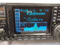 U387 Used Icom IC-756ProIII HF/50 MHz HAM Radio Base Station
