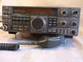 U391 Used Kenwood TS-440SAT HAM Radio Base Station Transceiver with built-in Antenna Tuner