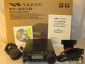 U475 Used Yaesu FT-857D HF/VHF/UHF Mobile Transceiver