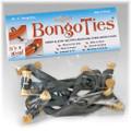 BongoTies Pack of 10