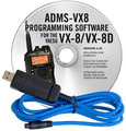 RT Systems ADMS-VX8 Programming Package for Yaesu VX-8