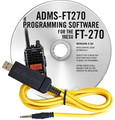 RT Systems ADMS-270 Programming Package for Yaesu FT-270