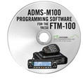 RT systems ADMS-M100 Programming Software for Yaesu FTM-100DR $25