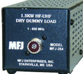 MFJ-264 1.5KW HF-UHF Dry Dummy Load 0-650MHz