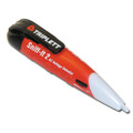 Triplett Sniff-It 2 9601 AC Voltage Detector w/ Adjustable Sensitivity Control, 5-600 VAC