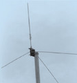 MFJ-1740 1/4 Ground Plane 2M Base Antenna