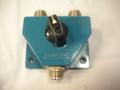 U1255 Used Comet CS-201 Coax Switch SO-239