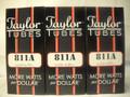 Set of 3 Taylor 811A Amp Tubes