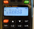 Wouxun KG-UV5D VHF plus Six Meters! Handheld - Sale Price!!