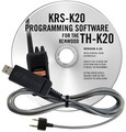 RT Systems KRS-K20 Programming Software and USB-K4Y for the Kenwood TH-K20