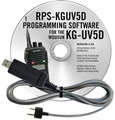 RT Systems RPS-KGUV5D Programming Software and USB-K4Y cable for the Wouxun KG-UV5D