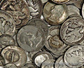 90% U.S. Silver Coins $1 Face Value