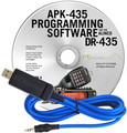 RT Systems APK-435 Programming Software and USB-29A for the Alinco DR-435