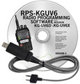 RT Systems RPS-KGUV6 Programming Software and USB-K4Y cable for the Wouxun KG-UV6D