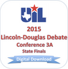 2015 LD Debate 3A Finals