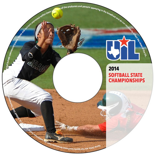 2013-14 Softball DVD