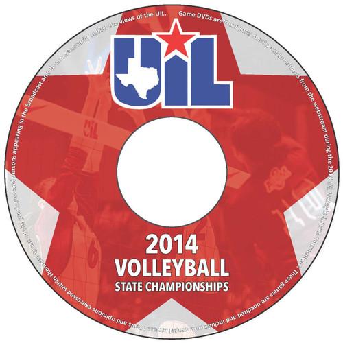 2014-2015 Volleyball DVD