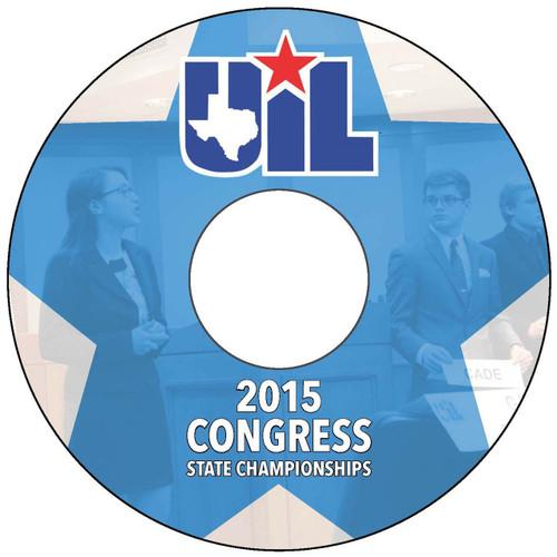 2014-15 Congress DVD