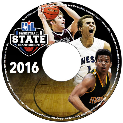 2016 Boys Basketball DVD