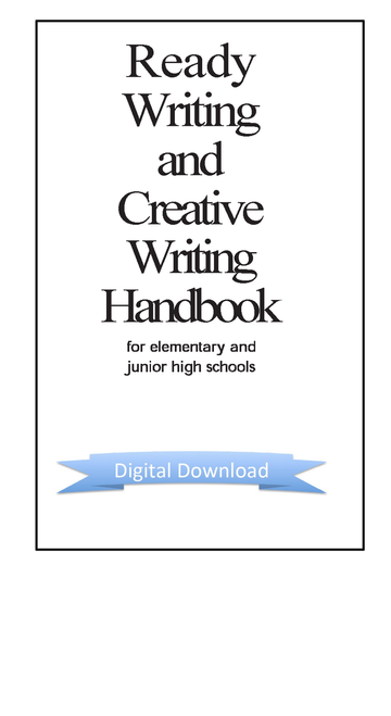 Ready Writing and Creative Writing Handbook for Elementary and Junior High Schools- Digital Version
