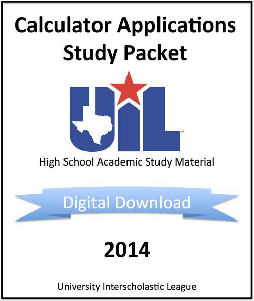 Calculator Applications 2014