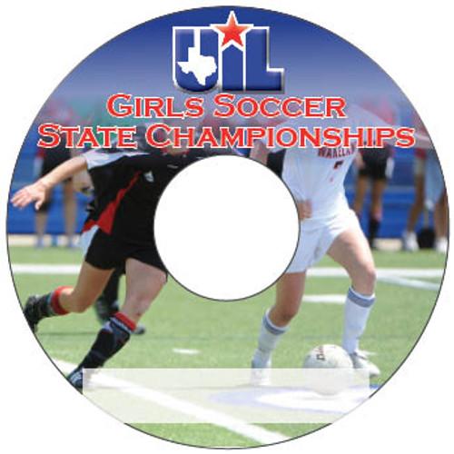 2011-12 Girls Soccer DVD