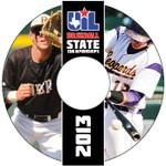 2012-13 Baseball DVD