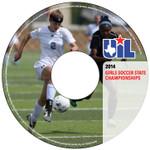2013-14 Girls Soccer DVD